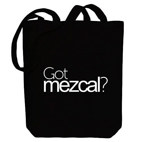 Idakoos Got Mezcal? - Getränke - Bereich für Taschen