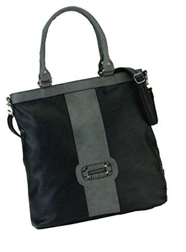 Alessandro® METROPOLITANA 4403 Handbag Damentasche Damen Handtasche 4 Farben schlamm/khaki
