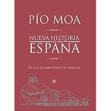 Nueva historia de España: de la II guerra púnica al siglo XXI (Bolsillo (la Esfera))