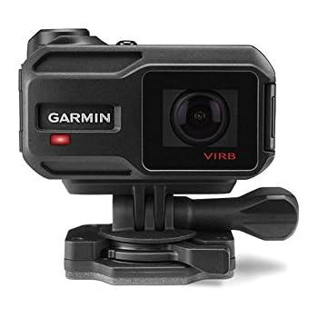 Garmin VIRB X Action Camera GPS Compatta e Impermeabile con Sensori e Rilevazioni G-Metrix, Nero