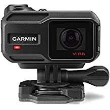 Garmin virb X - Cámara de acción de 12,4 MP (vídeo Full HD, Wi-Fi, Bluetooth, con G-Metrix) negro