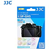 JJC GSP-GH5 PET Ultra Thin Polycarbonate LCD Optical Glass Display Screen Protector for Panasonic Lumix GH5 Digital Camera