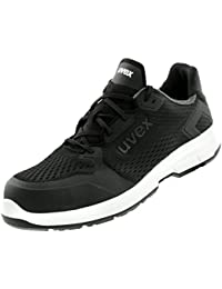 Uvex - Zapatos con Cordones de Tela Mujer
