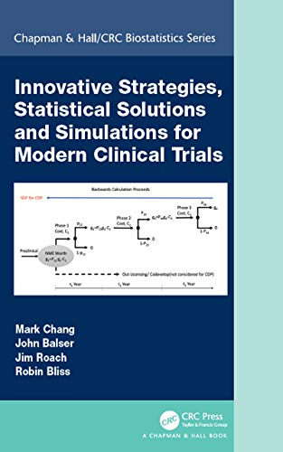 Innovative Strategies, Statistical Solutions and Simulations for Modern Clinical Trials (Chapman & Hall/CRC Biostatistics Series) (English Edition)