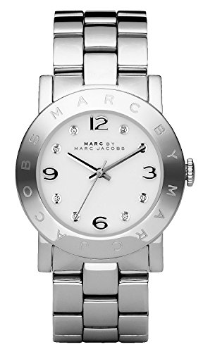 Marc Jacobs MBM3181 Amy Crystal Damen Uhr (Marc Jacobs Amy Armbanduhr)