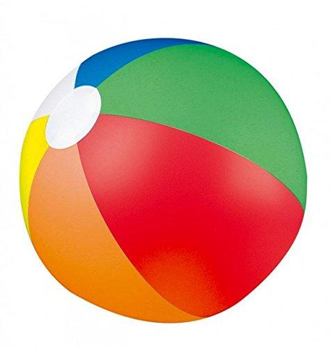 R561 Wasserball Strandball aufblasbar multicolor Ø ca. 25cm Wasserspielzeug
