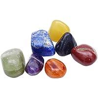 Harmonize Multistone Edelstein 7-Chakra Gesetzt Reiki Meditation Stein Heilung Seelisches Gleichgewicht preisvergleich bei billige-tabletten.eu