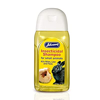 Johnsons Insecticidal Shampoo, 125 ml by Johnson's