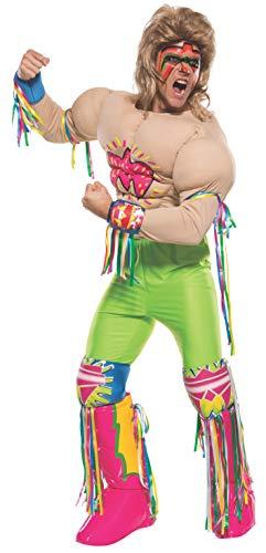 WWE Ultimate Warrior Grand Heritage Adult Costume Medium