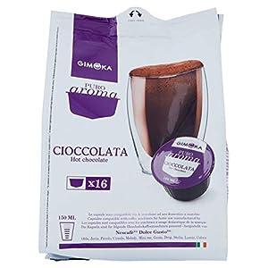 64 Capsule Compatibili Dolce Gusto - Cioccolata