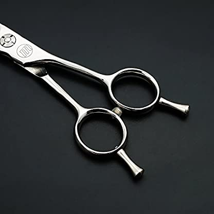 6.5/7/8 inch Dog Grooming Cutting Scissors Chunker Shears for Dogs Professional Pet Grooming Scissors Safe and Sharp Dog… 5