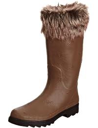 Roxy Roxy - Schuhe - JADE - WPWSL202-CNB - chesnut brown WPWSL202-RBY - Botas de agua de caucho para mujer