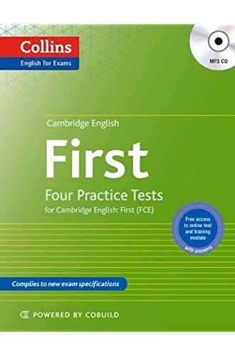 Practice Tests for Cambridge English: First: FCE
