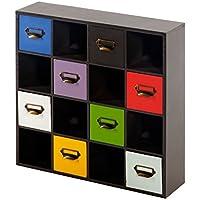 Geko-Cassettiera, 4 cassetti, colore: