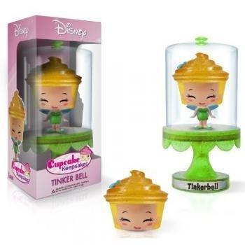 Funko Disney: Cupcake Keepsakes Tinkerbell Figure by Funko (English Manual)