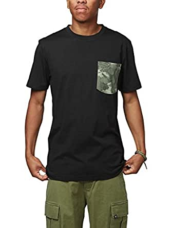T-Shirt Men Etnies Lombard Pocket T-Shirt