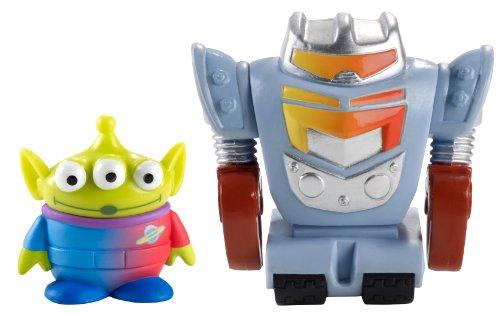 Toy Story farbige Wasserkummpels 2er Packung - Alien -
