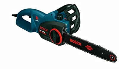 Bosch Professional GKE 35 BCE, 2.100 W Nennaufnahmeleistung, 350 mm Schwert, Länge, 4,6 kg Gewicht, Schwert Double Guard 35 cm, Kette 35 cm von Bosch Professional