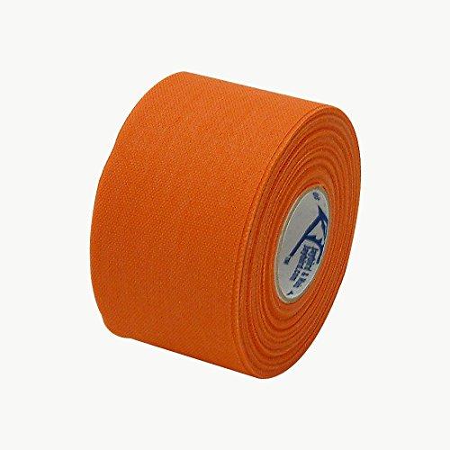 JayBird & Mais 20C Trainer Wirtschaft unelastisches Athletic Tape, Orange (Orange Athletic Tape)