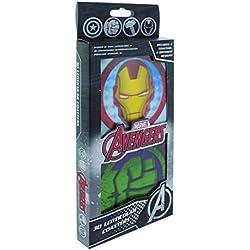 Marvel Paladone Posavasos 3D Lenticulares