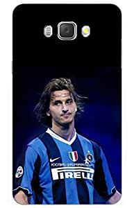 iessential football Designer Printed Back Case Cover for Samsung Galaxy On8 SM-J710FN/DF