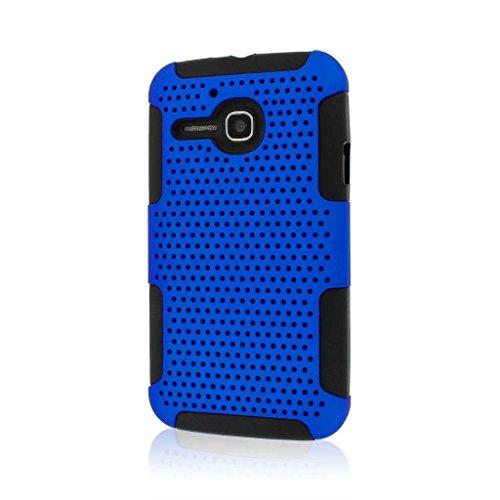 MPERO Fusion M Series Schutz Case Tasche Hülle for Alcatel ONETOUCH Evolve 5020T - Blau