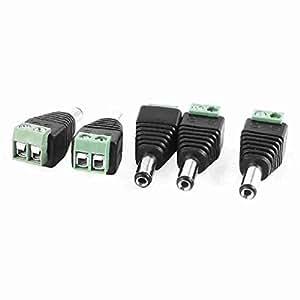 4.5VA 50/60 Hz 220V entrée 12V Sortie 4 Pins