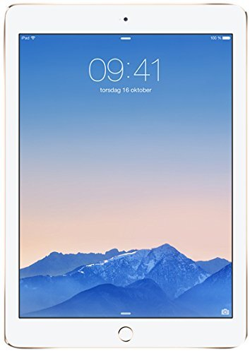 Apple iPad Air 2 MH1J2HN/A Tablet (9.7 inch, 128GB, Wi-Fi Only), Gold