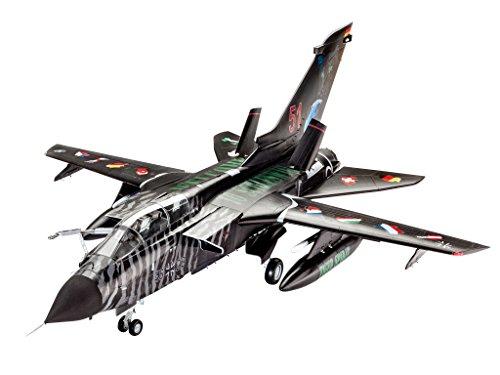 Revell Modellbausatz Flugzeug 1:32 - Tornado ECR TigerMeet 2014 im Maßstab 1:32, Level 5