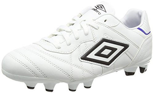 Umbro Speciali Eternal Club HG, Colore Bianco (White (DAZ)), 42.5 (8 UK)