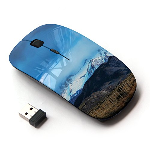 koolmouse-optical-24g-wireless-computer-mouse-dew-mountains-nature-