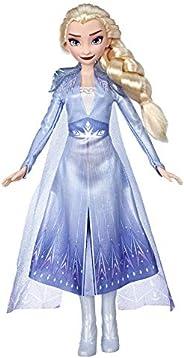 Hasbro- Disney Frozen Elsa Docka