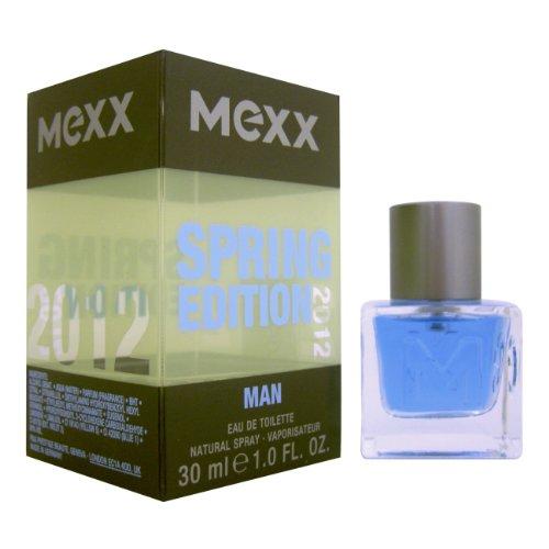 Mexx Spring Edition, Eau de Toilette spray da uomo, 30 ml