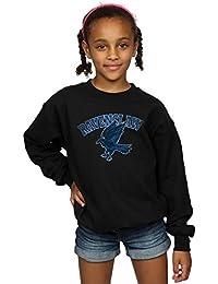 Harry Potter niñas Ravenclaw Sport Emblem Camisa De Entrenamiento