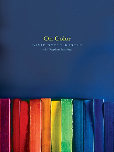 On Color (English Edition) eBook: David Kastan, Stephen Farthing ...