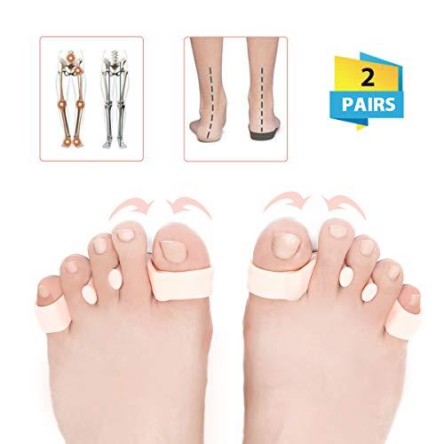 Separadores Charminer para corregir los dedos de los pies por sólo 3,49€ con el #código: CHARMINER46