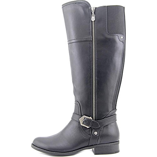 G By Guess Hailee Wide Calf Synthétique Botte Black