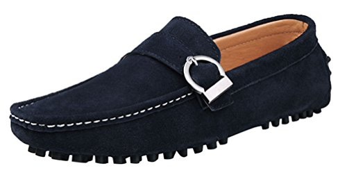 CFP - Stivali con le frange uomo Navy