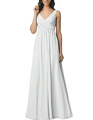 Leader of the Beauty - Robe - Sans Manche - Femme Blanc
