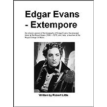 Edgar Evans - Extempore