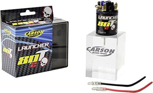 Carson 500906219 - Launcher 80 x 2 Turns Elektromotor