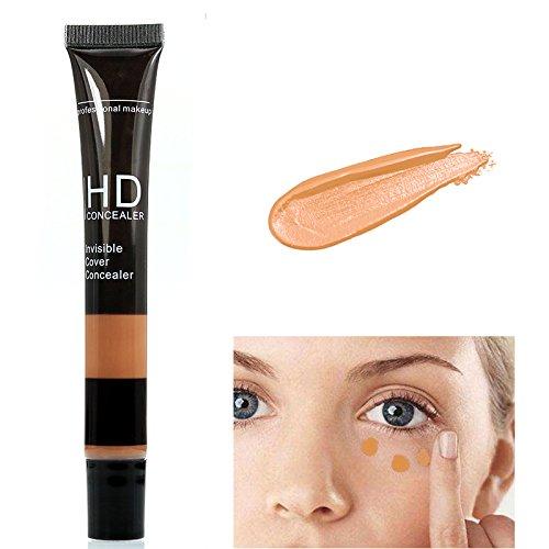 Corrector óptico de alta definición Cosméticos Pro Corrector Cobertura completa Corrector de crema altamente pigmentado Maquillaje Corrector facial para ojos faciales #4