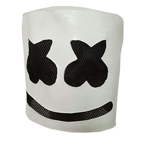 Maske - Halloween Party Cosplay Requisiten Latex Kopf Maske Erwachsenen Maske,A ()