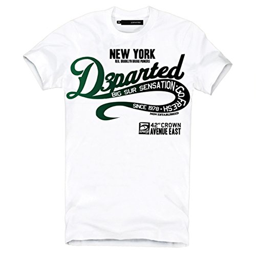 "DEPARTED Fashion Shirt ""3149-020"" Weiß"