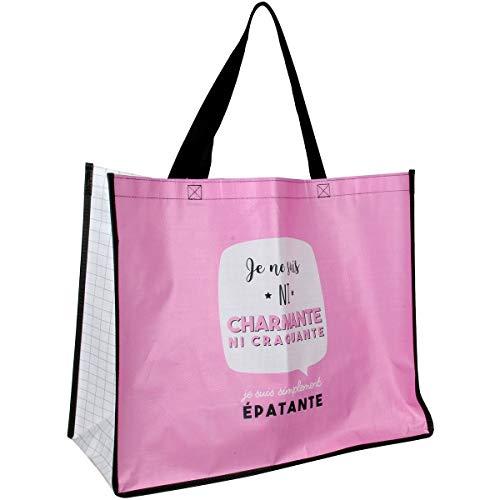 Promobo - Sac Pour Course Shopping Cabas Collection Je...