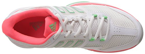 Adidas Barricade Team 4 Women's Chaussure De Tennis - SS15 green