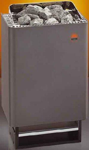 Preisvergleich Produktbild Eos 942235 Saunaofen (Standausf.) Anthrazit Perlef 43 Fn 7, 5Kw Anth