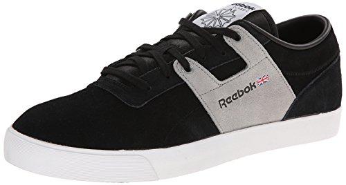 Reebok Workout Low Sauber Fv Sneaker Black/Flat Grey/White