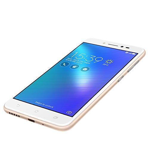 ASUS ZenFone ZB501KL-4G009A SIM doble 4G 32GB Oro - Smartphone  12 7 cm  5    32 GB  13 MP  Android  6 0  Oro