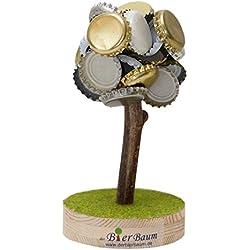 magnets4you Magnetischer Bierbaum - Anziehender Kronkorken-Sammler